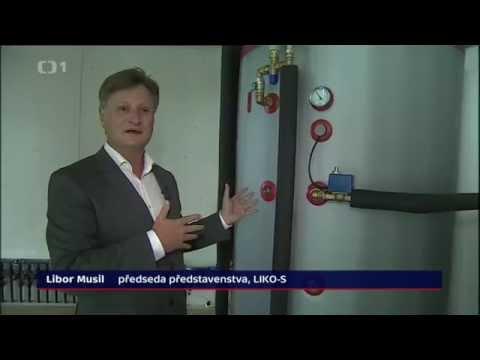 Reportáž o LIKO-Noe, Události ČT 10. 9. 2015