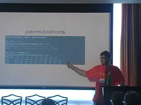 Video: Super Advanced Python & lesser known aspects of Python