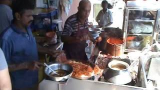 Fried Noodle Mamak Style At Lorong Bangkok Penang Part 3