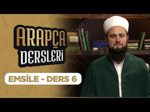 ARAPÇA ÖĞRENİYORUM DERS 6
