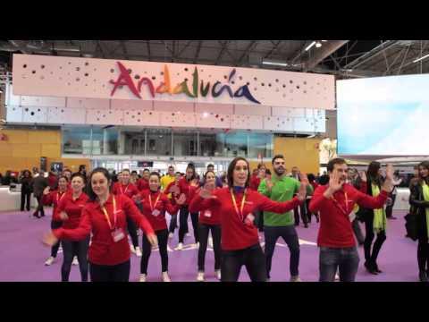Inauguración Stand de Andalucía en Fitur