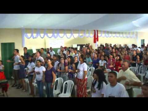 30º CONJUBASEV em Pindaí - Feitor da História [Ministério Ventos do Avivamento]