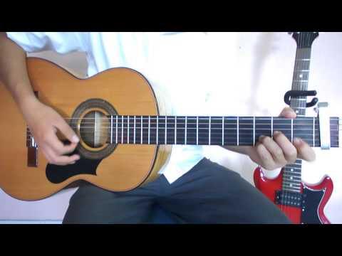 Como Tocar Te Extraño Chris Syler Tutorial Guitarra PRINCIPIANTES