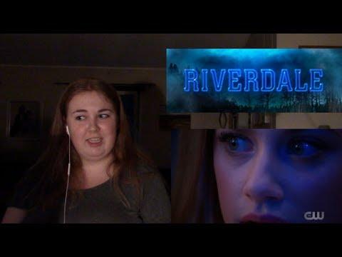 Riverdale season 1 episode 11 REACTION