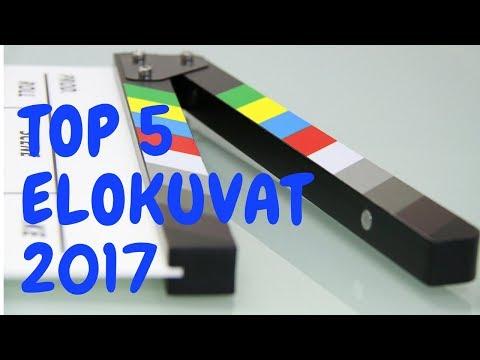 Vlog | TOP 5 ELOKUVAT 2017 |
