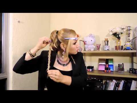 marisolguerita - 3 Peinados Diferentes para Escuela, Trabajo y Salir de Fiesta por Marisol . Suscríbete para tutoriales exclusivos de las mejores vloggers de belleza del mund...