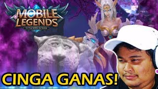 Video SI CINGA GANAS! - Mobile Legends Indonesia w/ Apiip,TDC,Hitzeed MP3, 3GP, MP4, WEBM, AVI, FLV Oktober 2017