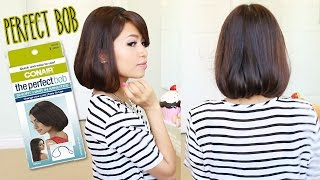 First Impressions: Conair The Perfect Bob Demo & Review - Short Hair in Minutes (Hot Bob)