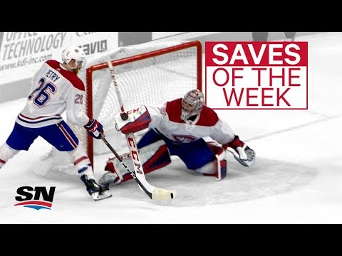 Video: NHL Saves of the Week: Price makes 'em pay