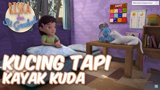 Video Riska dan Si Gembul - Kucing Tapi Kayak Kuda MP3, 3GP, MP4, WEBM, AVI, FLV Oktober 2018