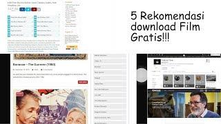 Nonton 5 Situs Download Film Gratis Terbaik Film Subtitle Indonesia Streaming Movie Download
