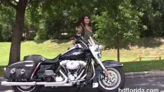 5. Used 2011 Harley Davidson Road King Classic Motorcycles for sale in Tarpon Springs
