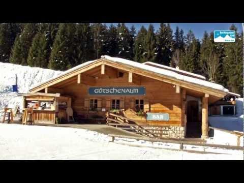 Skigebiet Götschen in Bischofswiesen