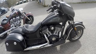 3. Indian Chieftain Dark Horse 2017 first impressions