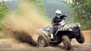 8. 2012 Polaris ATV and Ranger Lineup