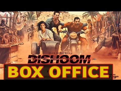 Box Office: John Abraham, Varun Dhawan And Jacquel