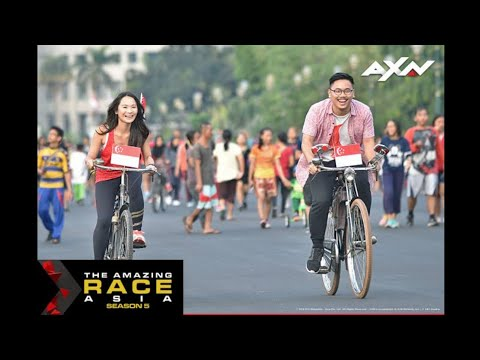 The Amazing Race Asia S05E01 - The Race Is On!