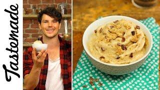 Homemade Cookie Dough Ice Cream | The Tastemakers-Dan Churchill by Tastemade