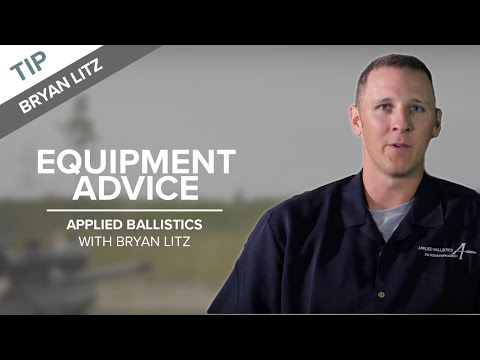 Equipment Advice For Long-Range Shooters | Applied Ballistics