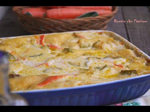 lasagne al salmone affumicato ricetta veloce - ricetta