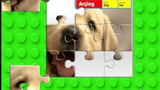 Puzzle Anak - HEWAN -Indonesia YouTube video