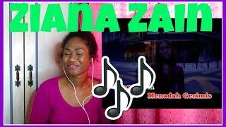 Ziana Zain - Menadah Gerimis | Reaction
