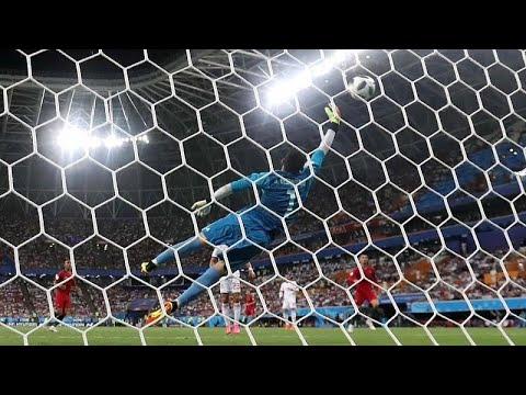 Fußball-WM Gruppe B: Spanien und Portugal im Achtelfi ...