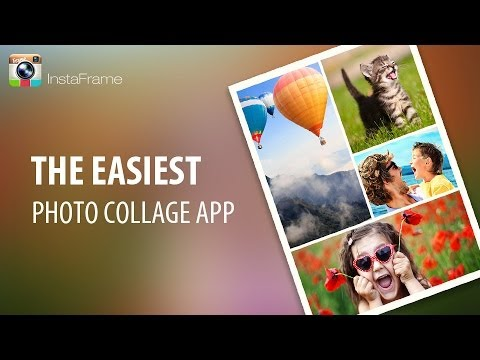 Video of InstaFrame Photo Collage Maker