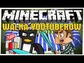 Minecraft Walka Youtuberow! - REZI VS PINGWIN! - Walka na Miecze! #4