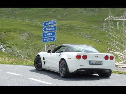 ZR1 - On this episode of Epic Drives, Angus MacKenzie and Justin Bell take a Chevrolet Corvette ZR1 from Munich, Germany to Maranello, Italy. Along the way they pu...