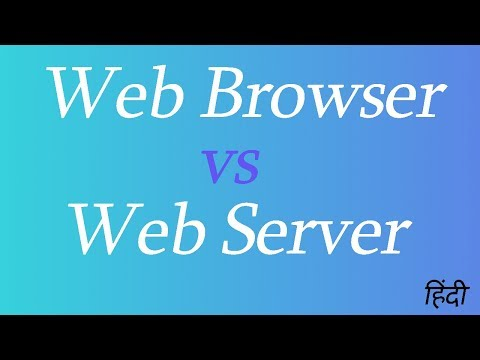 What is Web Browser and Web Server is Temporary Not Available