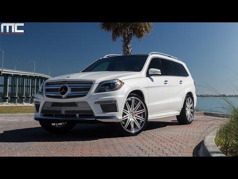 MC Customs | Mercedes-Benz GL550 · Vellano Wheels