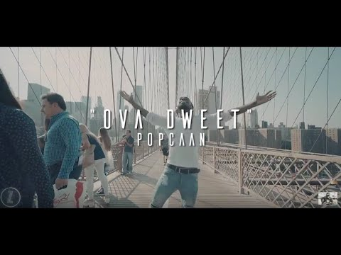 Popcaan - 'Ova Dweet' Dancehall Choreography by Blacka Di Danca