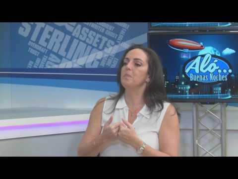 Entrevista a @MariaFdaCabal – Alo Buenas Noches 21-02-2017 Seg. 04