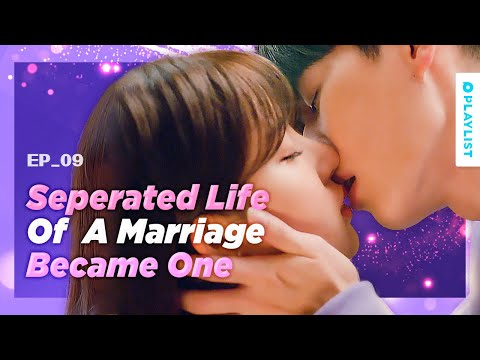 The Steps Of A Contractual Marriage Becoming A Real Romance | Ending again | EP.09 (Click ENG CC)
