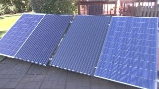 Solar Power Your Home #8 – Grid Tied System – Enphase M250 Microinverters – Part 1