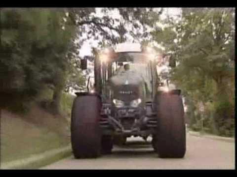 A Kutlucan-Fendt 936 Vario traktor