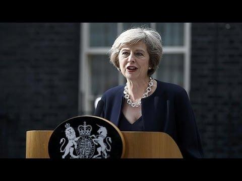 Βρετανία: «Πρωθυπουργός όλων» δηλώνει η Τερέζα Μέι