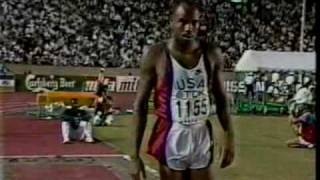 Video Part 3, Mike Powell and Carl Lewis World Record Long Jump Competition MP3, 3GP, MP4, WEBM, AVI, FLV November 2018
