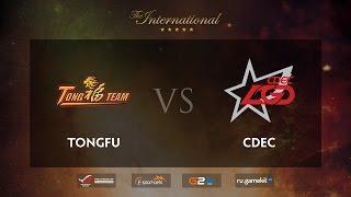 CDEC vs TongFu, game 2