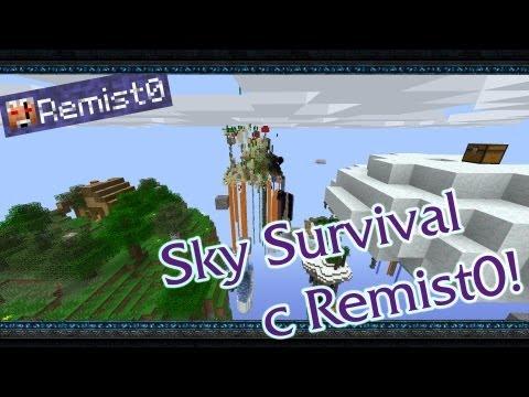 БЛИН, ТУДА-СЮДА! Minecraft. Sky Survival.