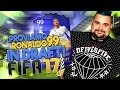 FIFA 17: Proviamo Ronaldo 99 in Draft!