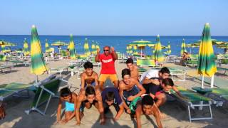 Ciro Marina Italy  City pictures : Mimmo Dance dal Kalhùa Beach di Cirò Marina - ITALIA 1