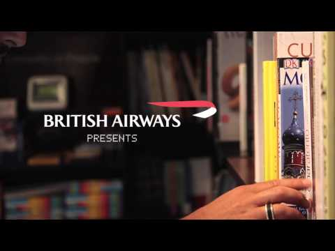 Barcode Reader Ad #British Airways
