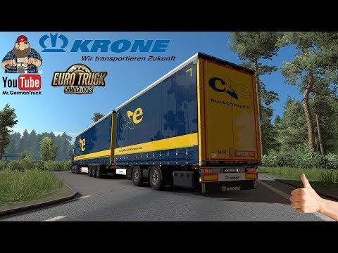 Krone Mega/Coil Liner by Sogard3 v3.3.2