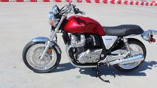 6. 2017 Honda CB1100 EX