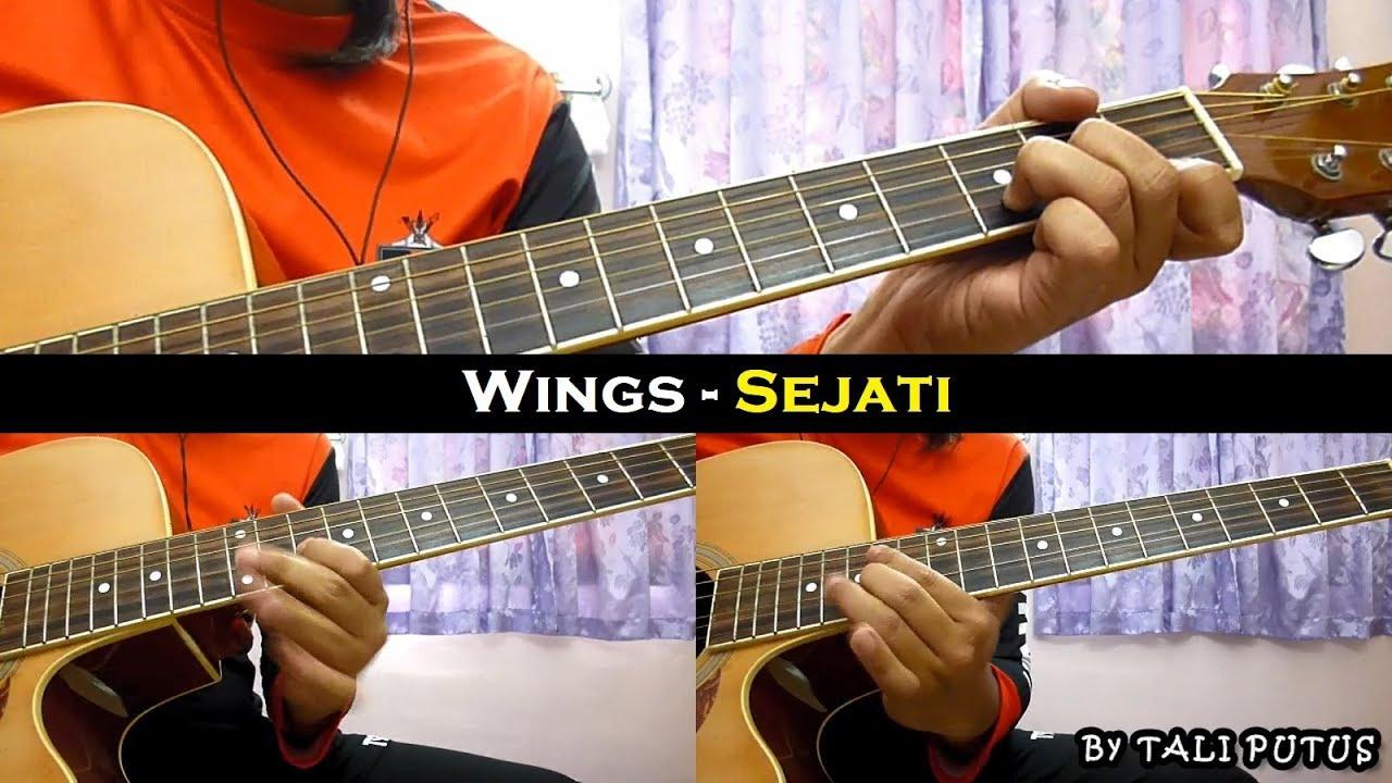 Wings – Sejati (Instrumental/Full Acoustic/Guitar Cover)