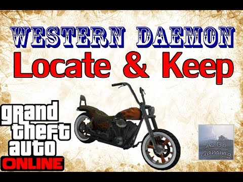 GTA Online Western Daemon Location & Insurance Guide