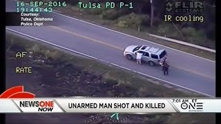 Roland (OK) United States  City pictures : Tulsa Cops Shoot And Kill Unarmed Black Man Whose Hands Were Up After His Car Stalls
