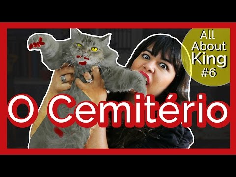 EU LI: O Cemitério {All About King #6}| All About That Book |
